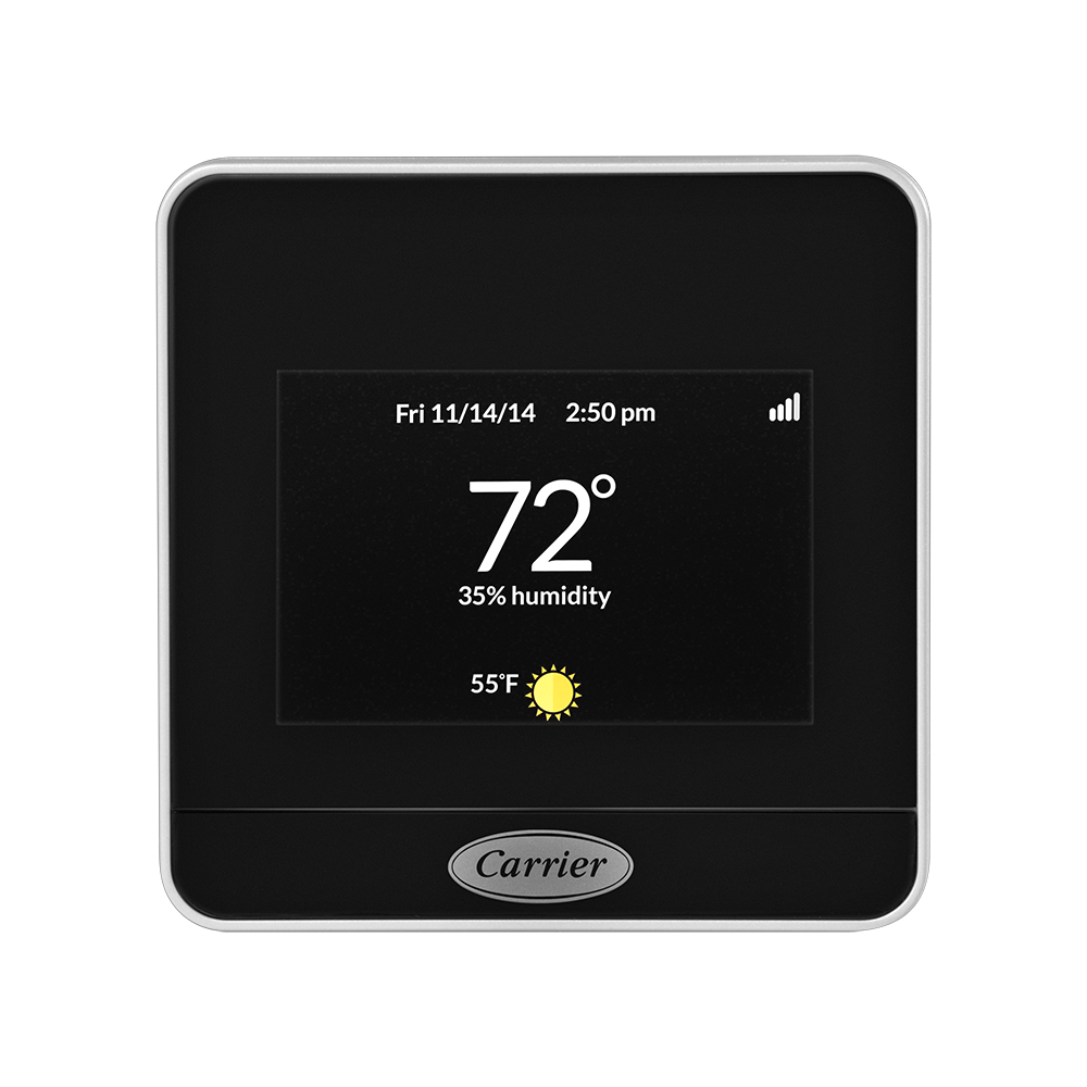 carrier commercial thermostat. carrier® côr™ thermostat carrier commercial
