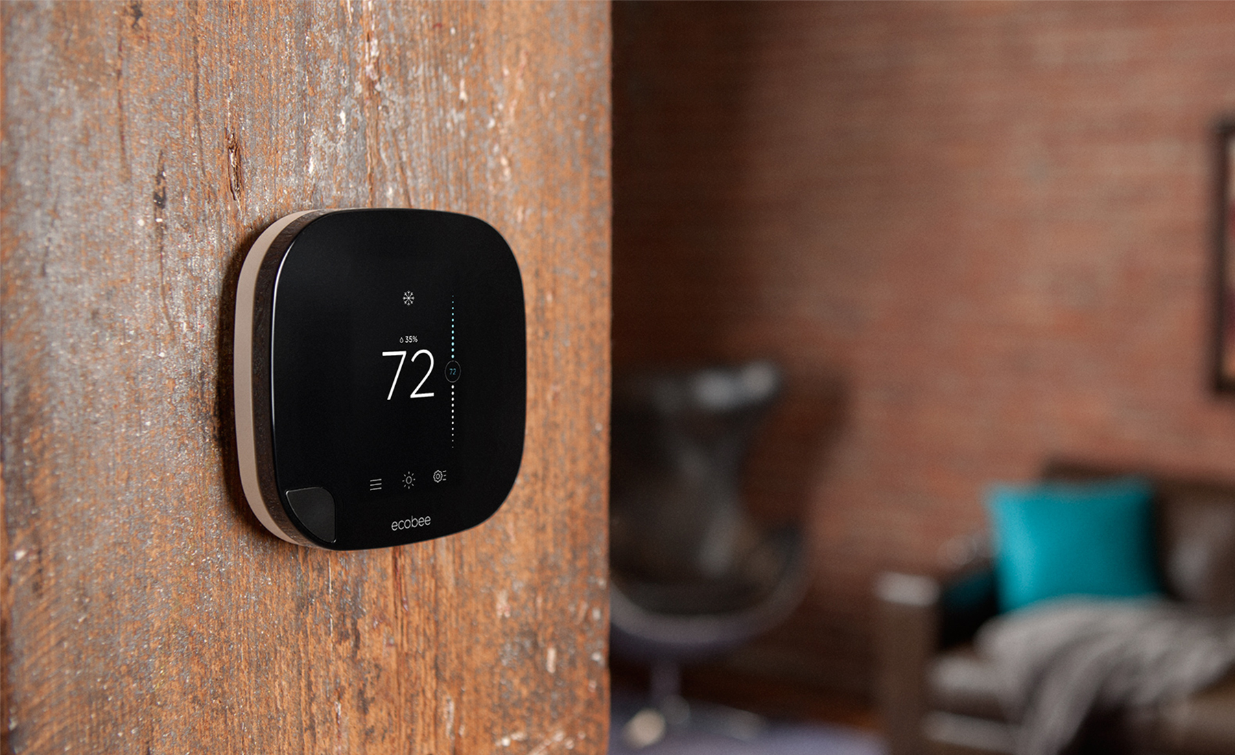 Ecobee3 smart home devices