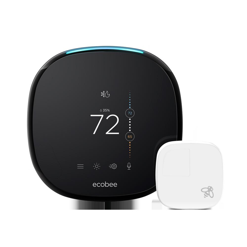 wink help ecobee4 smart thermostat. Black Bedroom Furniture Sets. Home Design Ideas