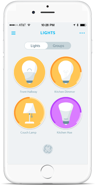 Wink Ge Link Connected Led Bulbs