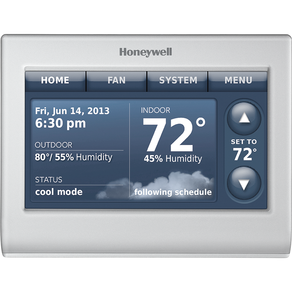 Wiring Diagram Honeywell Thermostat 8000 Wi Fi - Trusted Schematic ...