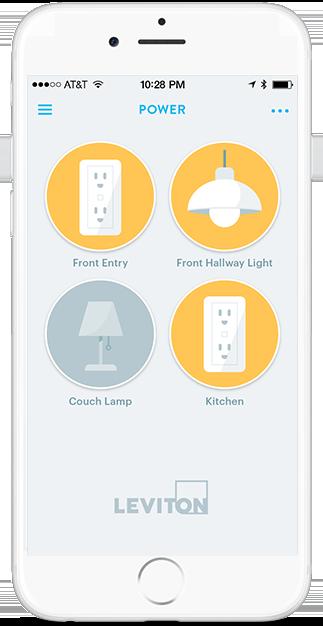 wink leviton decora smart in wall dimmer. Black Bedroom Furniture Sets. Home Design Ideas