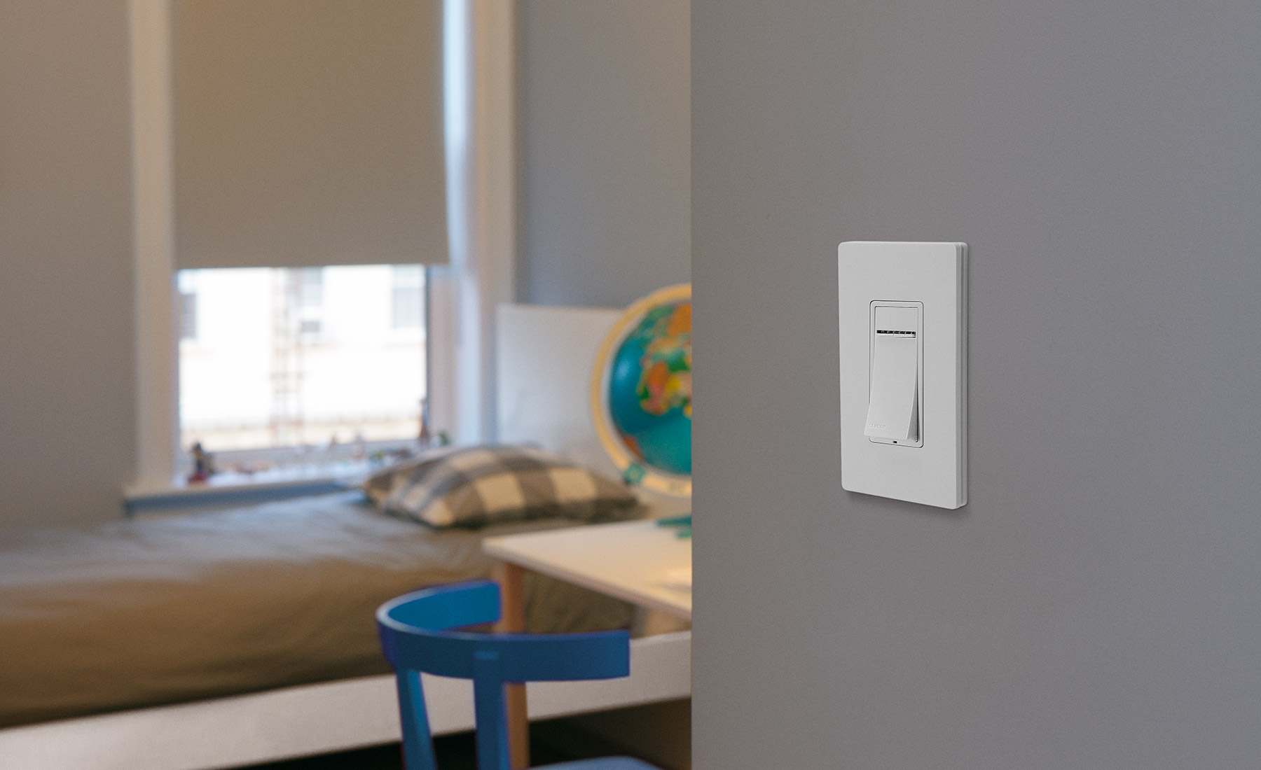 Wink | Leviton Decora Smart In-Wall Dimmer
