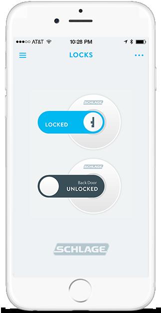 Wink | Schlage Connect Camelot Touchscreen Deadbolt