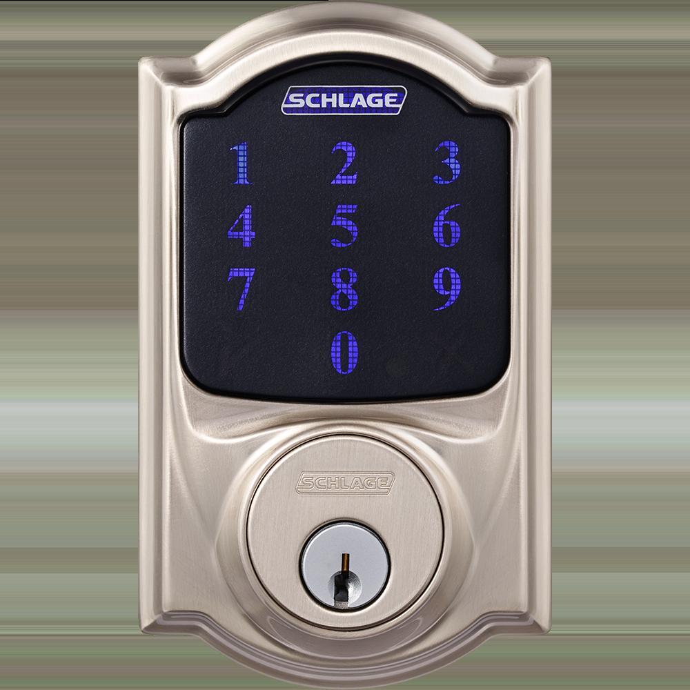 sc 1 st  Wink & Wink | Schlage Connect Camelot Touchscreen Deadbolt