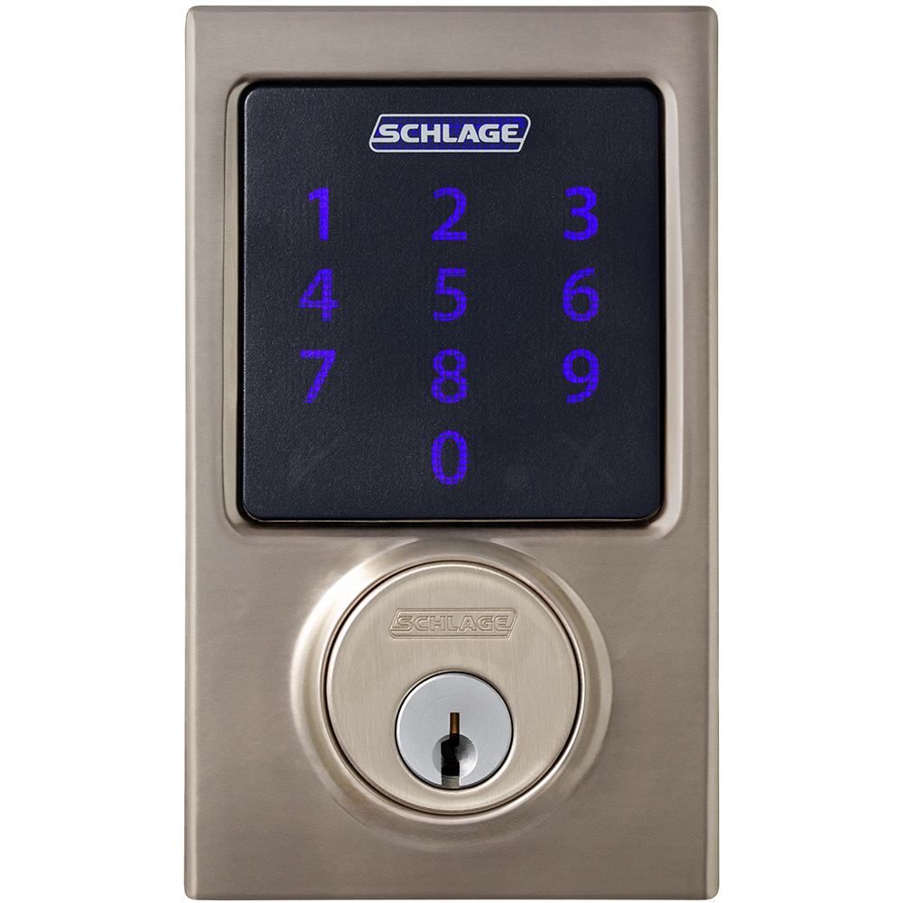Schlage Touchscreen Deadbolt Manual Bruin Blog