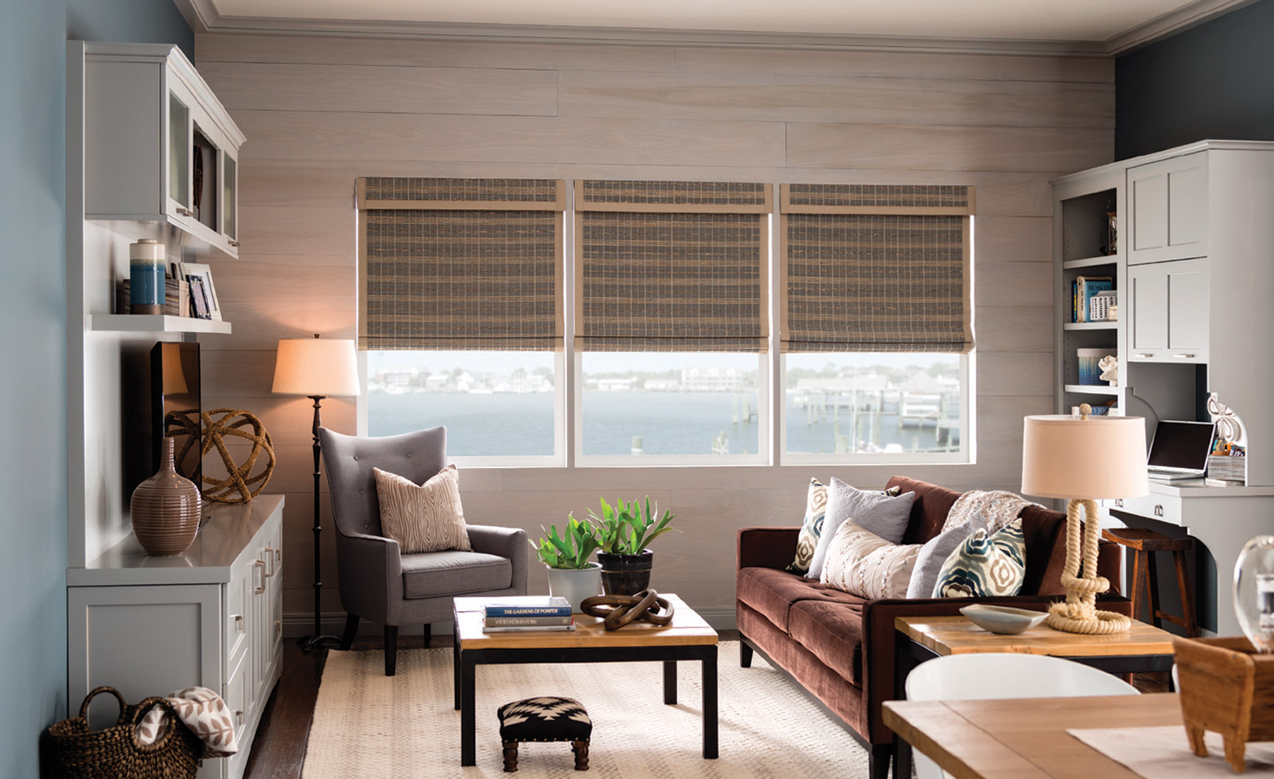 Hunter Douglas Electric Blinds Images Silhouette Window