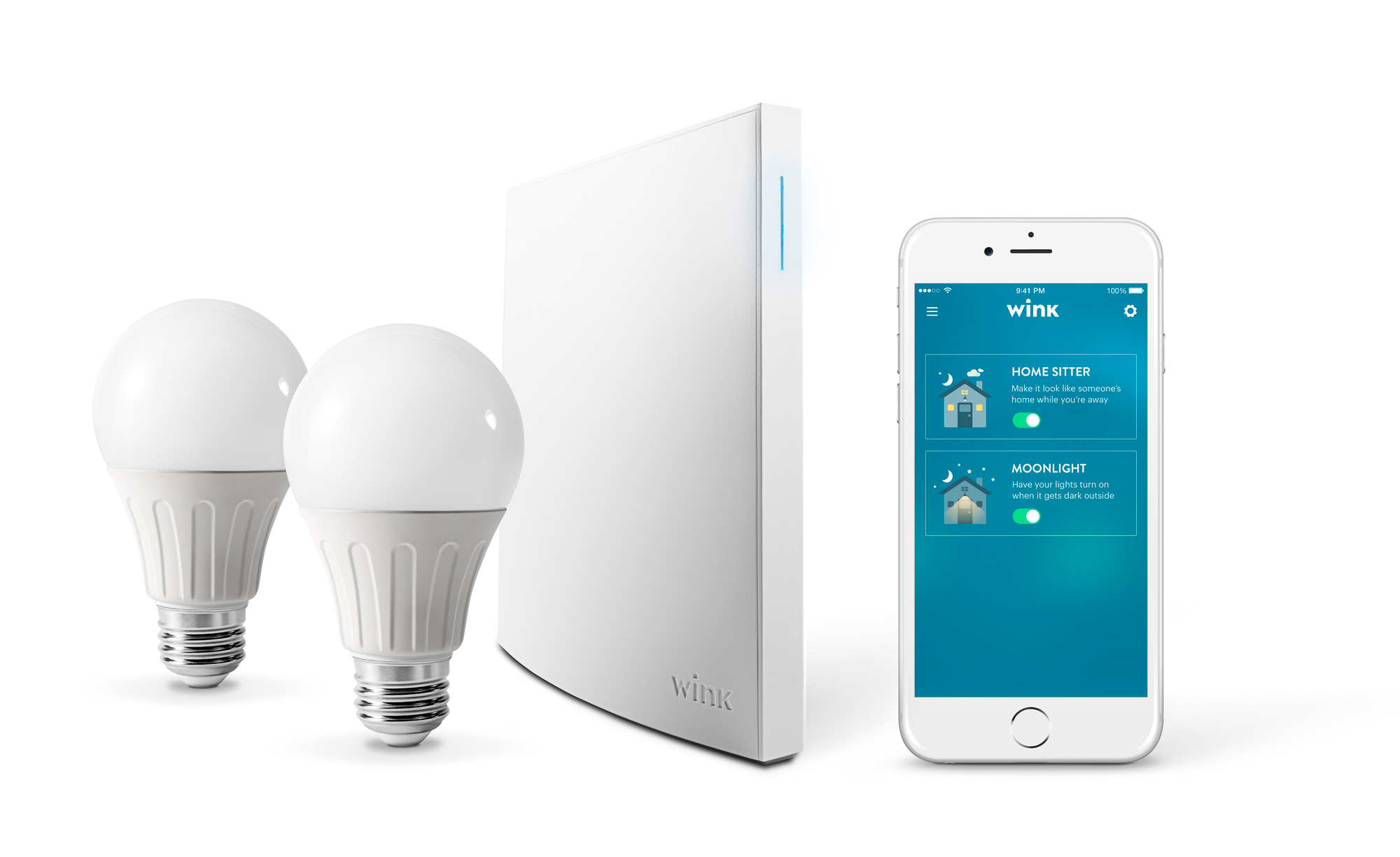 Wink Buy And View Smart Home Products